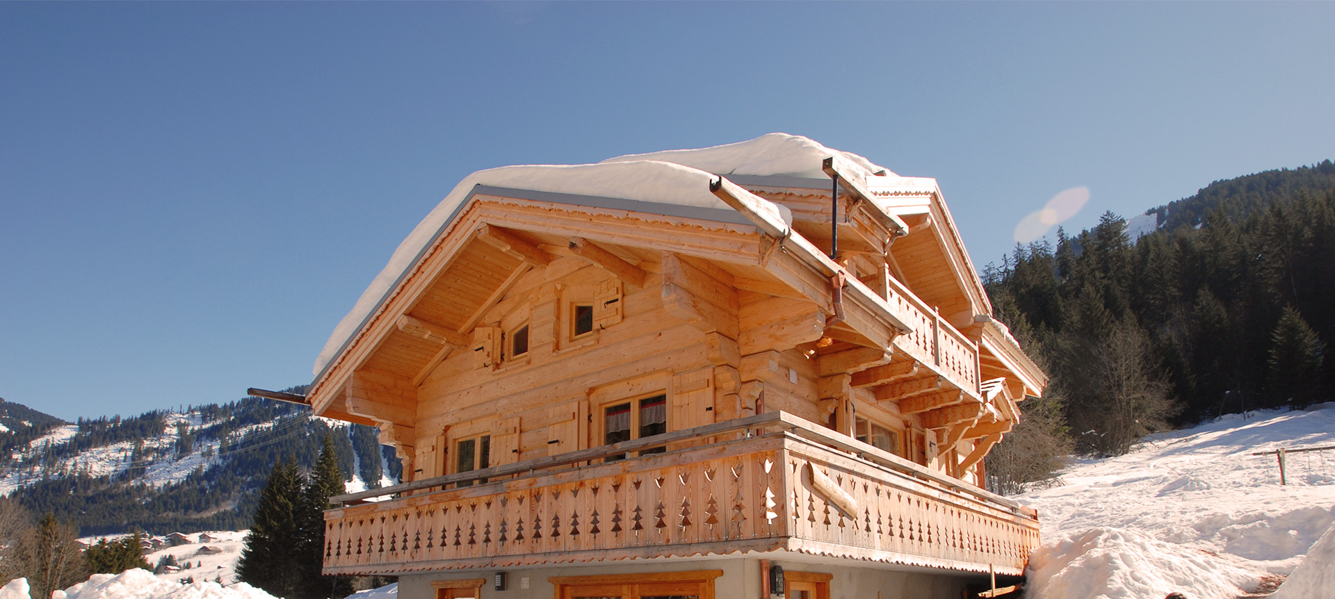 CHALET THO'MAX